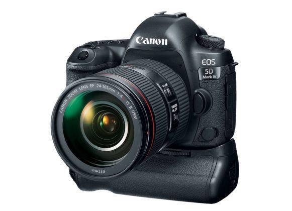 Đánh giá Canon 5D Mark IV - Siêu phẩm cho siêu nhân 1