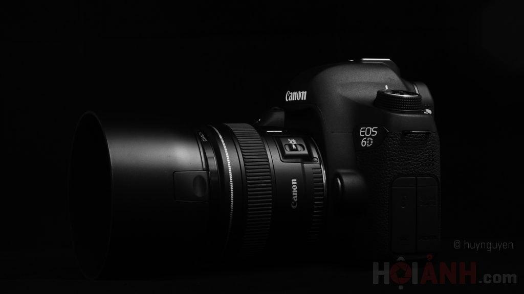 Đánh giá máy ảnh Canon EOS 6D