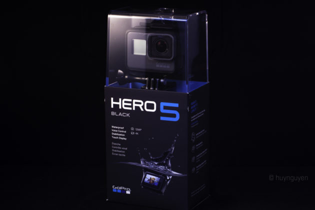 Đánh giá Gopro Hero 5 - Máy quay phim 4K siêu nhỏ gọn 11