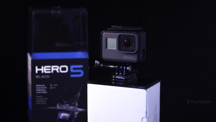 Đánh giá Gopro Hero 5 - Máy quay phim 4K siêu nhỏ gọn 10