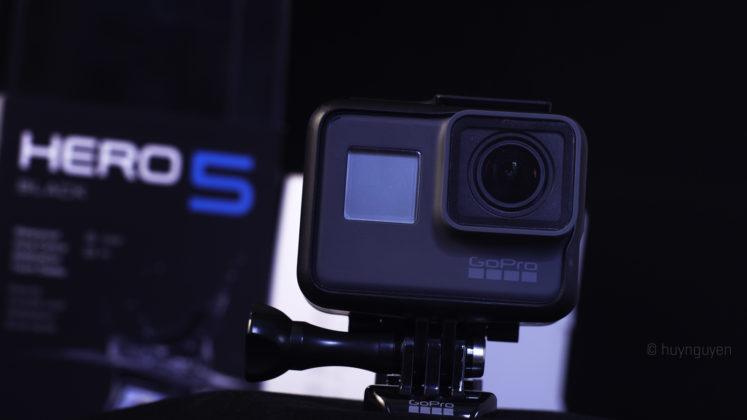 Đánh giá Gopro Hero 5 - Máy quay phim 4K siêu nhỏ gọn 9