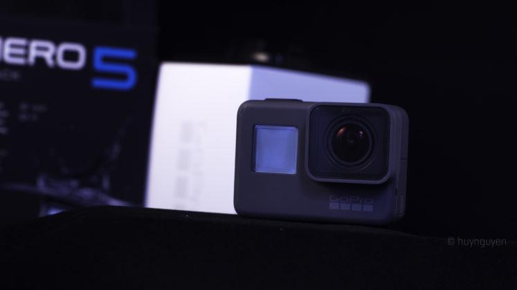 Đánh giá Gopro Hero 5 - Máy quay phim 4K siêu nhỏ gọn 8