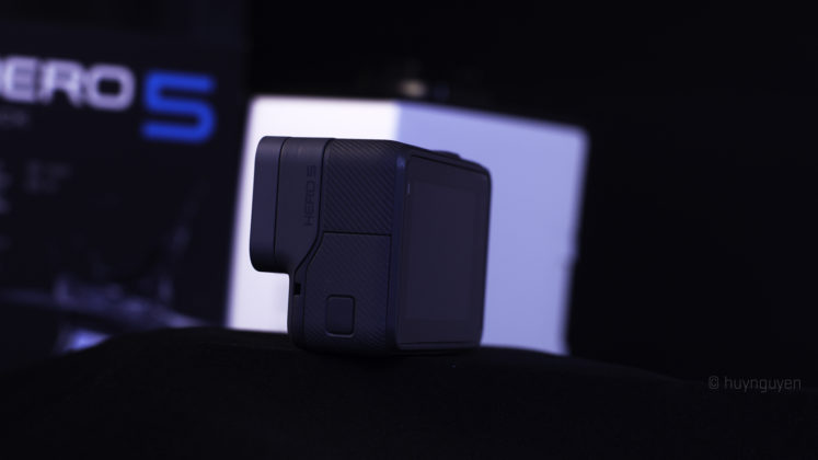Đánh giá Gopro Hero 5 - Máy quay phim 4K siêu nhỏ gọn 7