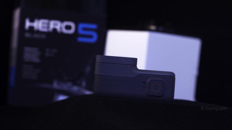 Đánh giá Gopro Hero 5 - Máy quay phim 4K siêu nhỏ gọn 5