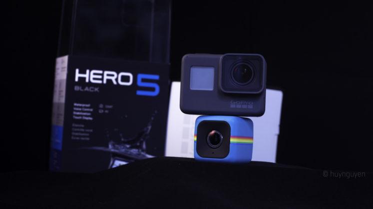 Đánh giá Gopro Hero 5 - Máy quay phim 4K siêu nhỏ gọn 3