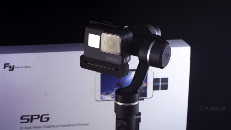 Đánh giá Gopro Hero 5 - Máy quay phim 4K siêu nhỏ gọn 2